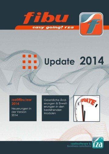 rza®fibu/ear Version 2014 Seite 1