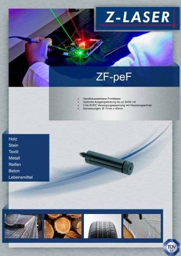 ZF-peF - Z-Laser