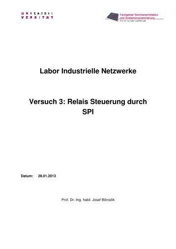 Versuchsblatt Nr.
