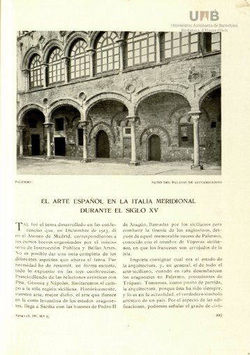 Museum revista mensual de arte español antiguo y ... - DDD (UAB)