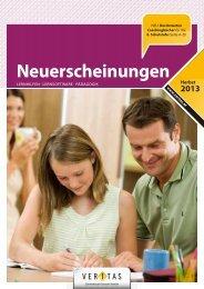 Neuerscheinungen - Veritas Verlag
