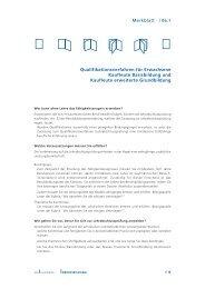 Merkblatt | 06.1 Qualifikationsverfahren für Erwachsene ... - KBZSG