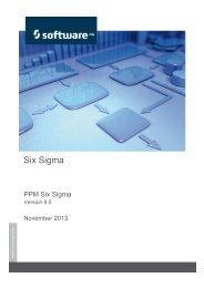 Six Sigma - Software AG Documentation