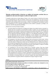 Résumé - Bundesamt für Migration