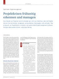 sci_sl_article kmu magazin projektkrisen.pdf - Amiando