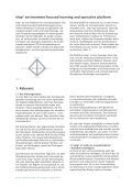environment-focused learning and operative platform - AHB - Berner ... - Page 2