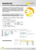 DI KRAUS AKTUELL Ausgabe 2013 / 1 - ArCon Visuelle Architektur - Page 4