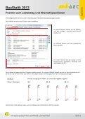 DI KRAUS AKTUELL Ausgabe 2013 / 1 - ArCon Visuelle Architektur - Page 5