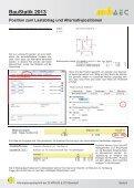 DI KRAUS AKTUELL Ausgabe 2013 / 1 - ArCon Visuelle Architektur - Page 6