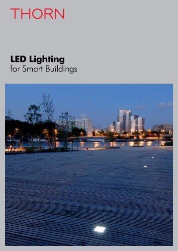 Thorn - LED Lighting for Smart Buildings