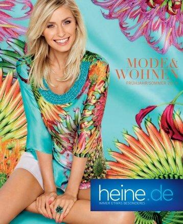 Heine Katalog Frühjahr/Sommer 2014