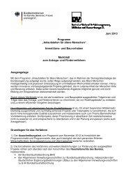 Merkblatt Typ A Bauprojekte - Deutscher Verband für ...
