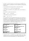 Ökonometrie Kurze Einführung in TSP - Page 4