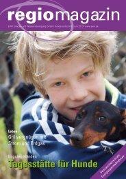 regiomagazin Ausgabe 02/2013 - EWV Energie