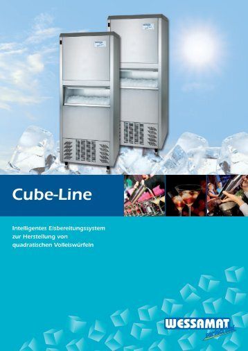 Flyer Wessamat Cube-Line (pdf)