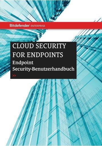 Cloud Security for Endpoints - BitDefender