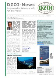 Download - Deutsches Zentrum für orale Implantologie eV