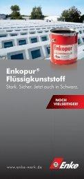 Enkopur® in Schwarz - Enke-Werk