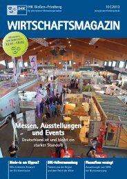IHK-Wirtschaftsmagazin_Gießen-Friedberg 10/2013 - B4B ...