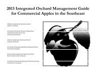 2013 Integrated Orchard Management Guide for Commercial Apples ...