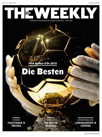 Issue #12 - 10 January 2014 - FIFA.com