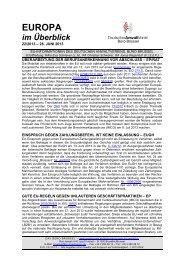 s. EiÜ 22/13 - Deutscher Anwaltverein