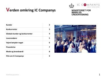 Verden omkring IC Companys - Emu