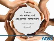 Scrum ein agiles und adaptives Framework