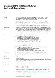 Details und Anmeldung 2014 - Festo Didactic