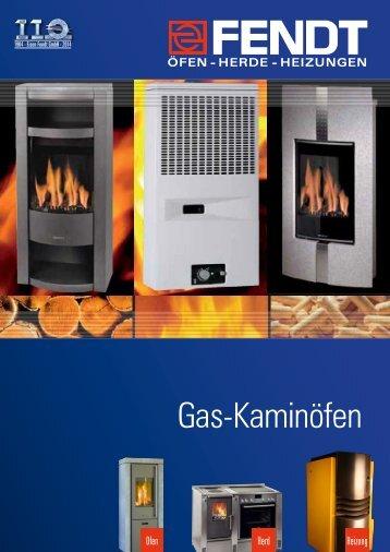 Gas-Kaminöfen - Eisen Fendt GmbH