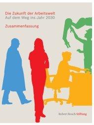 437_12_Studie_Zukunft der Arbeitswelt_Zusammenfassung. ... (PDF)