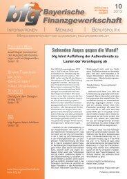 Download - Bayerische Finanzgewerkschaft
