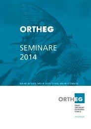 Seminarprogramm 2014 (pdf-Datei) - ORTHEG ...