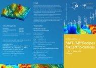 MATLAB Kurs :: apl. Prof. Martin H Trauth :: Potsdam - Institut für Erd ...