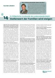 Interview im HB-Magazin 4/13 - Hartmannbund
