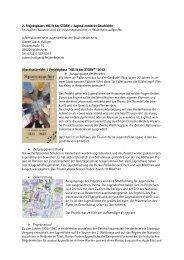 2. Projektphase: HIS & her STORY – Jugend ... - Stadt Heidenheim