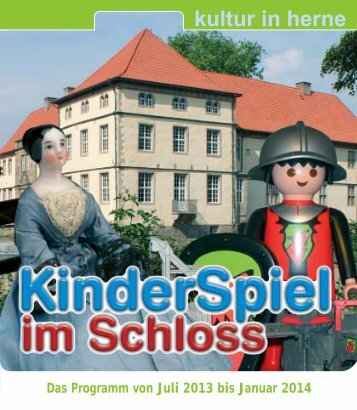 Prinzessin, Ritter und Zinnober - Stadt Herne