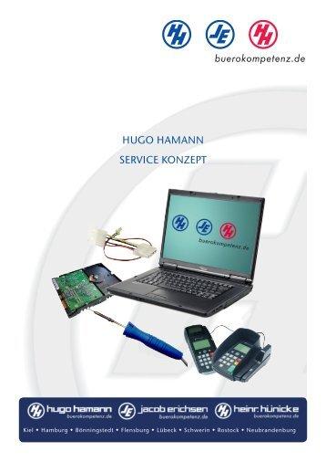 HUGO HAMANN SERVICE KONZEPT - Hugo Hamann Gmbh & Co ...