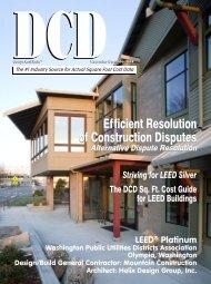 Efficient Resolution of Construction Disputes Efficient Resolution of ...