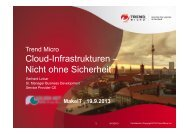 TREND MICRO Deutschland - Gelsen-Net