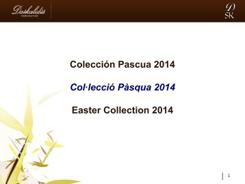 Pascua 2014 - Pàsqua 2014