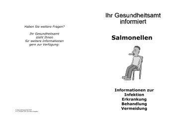 Salmonellen