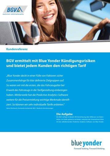 Kundenreferenz als PDF downloaden - Blue Yonder