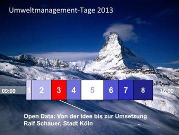 Open Data, von der Idee bis zur Umsetzung - Inplus GmbH