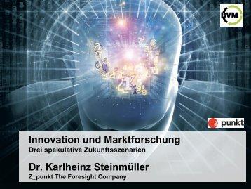 Innovation und Marktforschung
