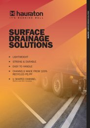 View the catalogue - Hygrade Water
