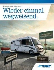 Kurz-Broschüre - HYMER.com