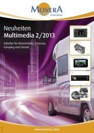 Neuheiten Multimedia 2/2013 - Movera GmbH