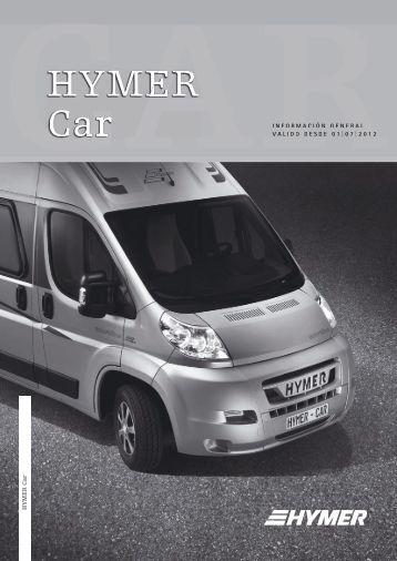 HYMER Car CHYMER Car AR HYMER - HYMER.com