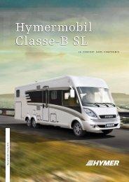 Hymermobil Classe-B SL - HYMER.com
